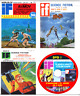 IF Magazine - IF Worlds of Science Fiction 176 issues  on 2 DVDs