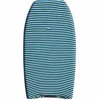 O&E Bodyboard Stretch Cover Blue Stripe