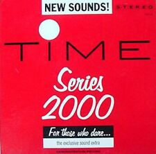 TIME LABEL - SERIES 2000 - FOR THOSE WHO DARE - V.A. LP