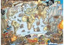 Ravensburger Pirate's Secret Map 200 XXL Piece Jigsaw Puzzle