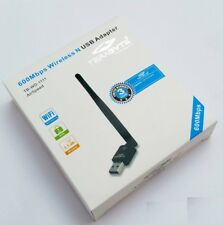 New Terabyte USB WiFi Dongle 600Mbps Wireless Adapter 802.11n/g/b with Antenna
