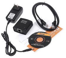 Wireless Network LPR Print Server Printer Share Hub Adapter USB 2.0