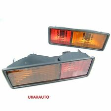 LAND ROVER DISCOVERY 1 89-99 BUMPER REAR LAMP LIGHT RH+LH AMR6510 & AMR6509