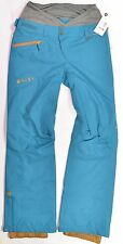 Roxy ESPIONAGE Womens Gore-Tex Snowboard Pant Ocean Depths Medium NEW
