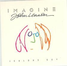 John Lennon, Jealous Guy (Imagine); 1 track PR-CD Single
