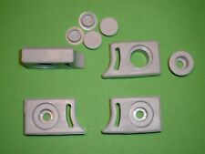 Shower Door Bump Stop  Rollers, Wheels, Runners. 4 x SR02