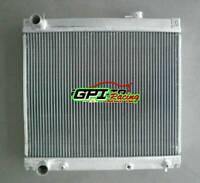 3row aluminum radiator for Suzuki Grand Vitara SQ / JLX 2.0 2.5 V6 1995-2005