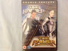TOMB RAIDER / TOMB RAIDER: THE CRADLE OF LIFE DVD - LARA CROFT - NEW & SEALED