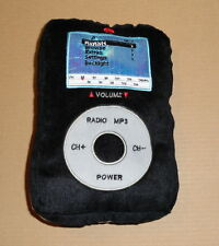 Plush pillow radio & MP3 player, brand new,never used, works with 2 AA batteries