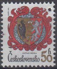 Specimen, Czechoslovakia Sc2499 City Arm, Kutna Hora