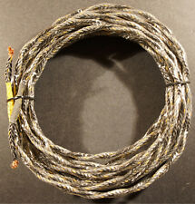 XLO/VDO Speaker Cable, ER-11 black/yellow/gray jacket - 29 Feet.