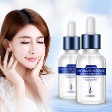 Skin Care Hyaluronic Acid Essence Anti Aging WRINKLE FACIAL Moisturizing 15ml