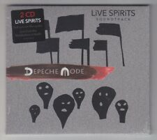 DEPECHE MODE - LiVE SPiRiTS SOUNDTRACK - 2 x CD, DIGIPAK, NOWA, FOLIA