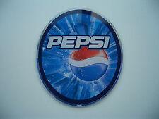Pepsi Cola Bar Pump Sign Acrylic Font Badge / Pub Bar Bistro Advertising Coke