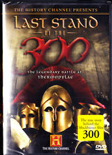 History Channel: Last Stand Of The 300 (DVD, 2007) New Sealed