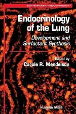 Endocrinology of the Lung: Development and Surfactant Synthesis (Contemporary En