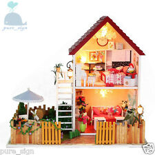 My Little House in Barbados DIY Handcraft Miniature Wooden Dolls House