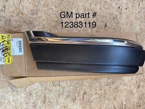 GM OEM Part - Extension, Front Bumper Imp Bar 94-97 Blazer & S10