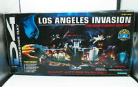 Trendmasters Independence Day Los Angeles Invasion Playset 1996 NEW FREE SHIP