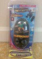 Vintage Deck REMOTE CONTROL Skateboarding Challenger Set Fingerboard Rare NEW