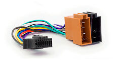 CARAV 15-110 Adapterkabel Stecker universal ISO für SONY Autoradio 16 polig
