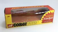 Corgi 391 James Bond Ford Mustang Mach 1 Empty Repro Box With Inner Tray Only