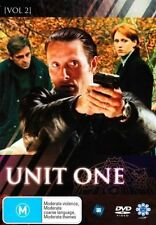 Unit One : Vol 2 (DVD, 2006, 3-Disc Set) new, sealed