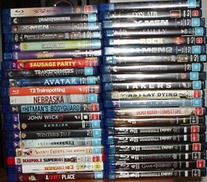 Blu-rays cheap - Dropdown Menu. Free Postage. Movies & T.V. series.