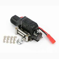 Automatic Simulated Crawler Winch Control System AX10 for 1/10 RC crawler truck
