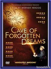 CAVE OF FORGOTTEN DREAMS **BRAND NEW  DVD***
