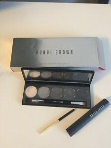 Bobbi Brown Smoky Eye Collection/Palette-  Eye liner brush- Mascara set