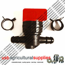"""BRIGGS & STRATTON TRACTOR MOWER FUEL TAP 1/4"""" 698183 PETROL - NEXT DAY DELIVERY"""