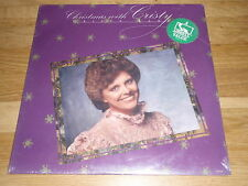 CRISTY LANE christmas with cristy LP Record - Sealed
