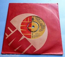 "Marc Bolan & Gloria Jones - To Know Him Is To Love Him UK 1977 EMI 7"" Single"