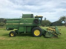 John Deere 8820 Combine Plus Header