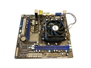 @Working With Issues@ ASRock A75M-HVS FM1 4x USB 3.0 Motherboard + Athlon X4 641