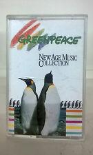 GreenPeace New Age Music Collection Rara Musicassetta Fuori Catalogo