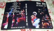 Elton John - Live At Hammersmith Odeon 1982 DVD SPECIAL FAN EDITION