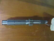 Kawasaki Z1, KZ900, KZ1000 transmission drive/input shaft, NOS