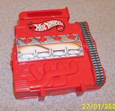 HOT WHEELS Mattel Vintage BW Blackwall Era RACERS ENGINE CARRY CASE