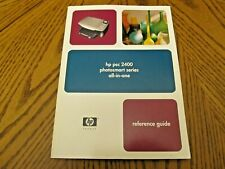 HP PSC 2400 Photosmart Series All in One Print Reference Guide