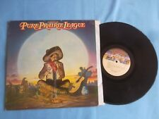 Pure Prairie League - Firin' Up / Vince Gill - Record Album Vinyl Lp