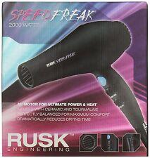 Rusk Speed Freak Hair Dryer 2000 Watts