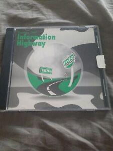 Gateway 2000 information highway PC CD-rom msdos swrapc042aaus windows 95