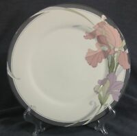 Noritake Cafe Du Soir 9091 Dinner Plate New Decade Porcelain Floral