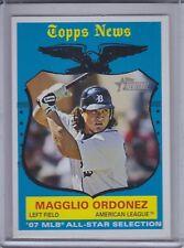 MAGGLIO ORDONEZ 2008 Topps Heritage (All-Star) SP #494 (C7360)