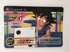 Dragon Ball GT Carddass Hondan PART 29 - 143