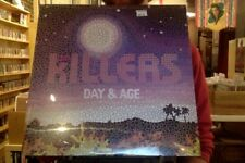 The Killers Day & Age LP sealed vinyl