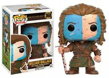 Braveheart William Wallace Bloody Mel Gibson POP! Movies #368 Vinyl Figur Funko