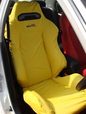 Honda Integra Type R DC2 RECARO Seats Cover Set 2 pcs (Yellow)